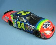Die Cast Stock Race Car Replica JEFF GORDON Signature Series Adult Collectible Toy