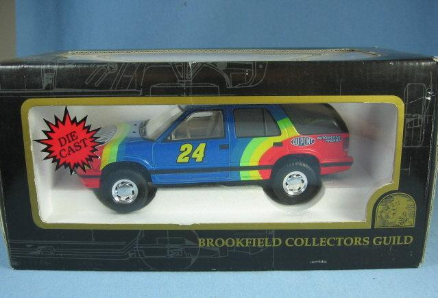Limited Edition Race Car Replica JEFF GORDON  Adult Collectible DIe Cast Toy