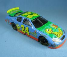 Die Cast Limited Edition NASCAR Race Car Replica JEFF GORDON  Adult Collectible Toy