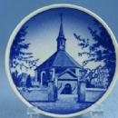 Pottery VAGTPARADEN 69-2010 Royal Copenhagen Mini Plate RARE