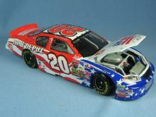 Limited edition Tony Stewart NASCAR DieCast Car MIB Limited Edition