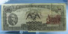 GAR Grand Army Money of the Republic GAR Currency - Antique Paper Money