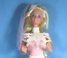 Vintage BARBIE Doll ICE SKATING DIVA