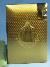 Lighter ELGIN American Cigarette CASE and LIGHTER - tobaccianna smoking