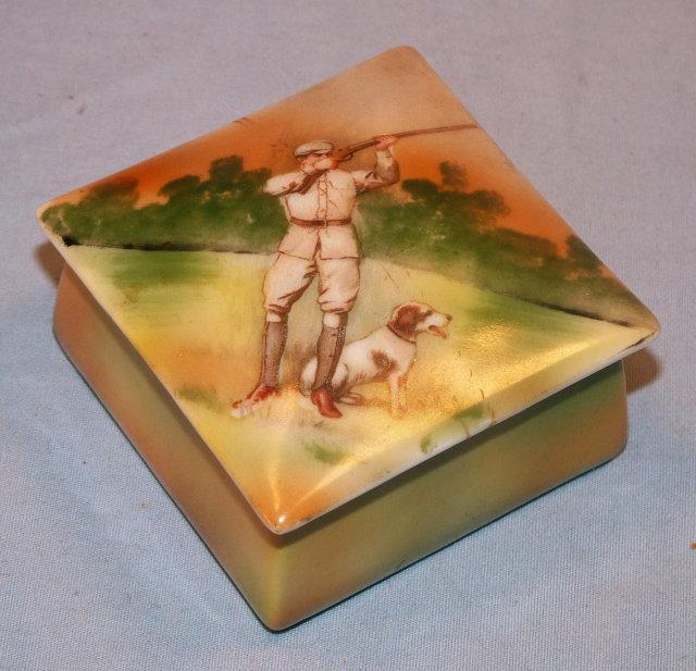 Royal Bayreuth Porcelain Ashtray