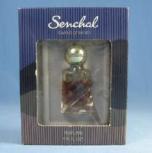 SENCHAL Charles of the Ritz   - Vintage Miniature PERFUME Bottle with Original Box