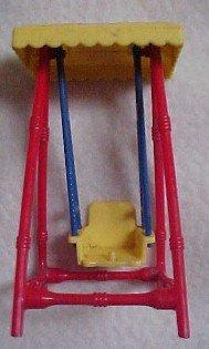 RENWAL Dollhouse Swing Set - Toys