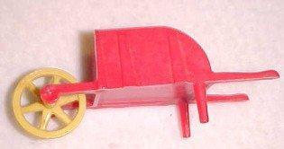 Renwal Tricycle + Wheelborrow - Toys