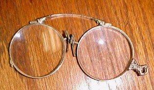 Lorgnette Glasses - glasses