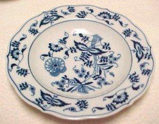 Blue Danube Salad Bowl - Porcelain / Fine China