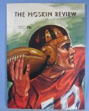 1946 Calif vs Wash State Collage Football NCAA Program - Vintage Souvenir Sporting