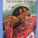 1946 Calif vs Wash State Collage Football NCAA Program - Vintage Souvenir Sporting
