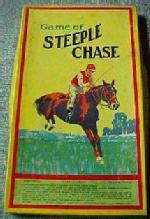 STEEPLE CHASE Game Board - Paper