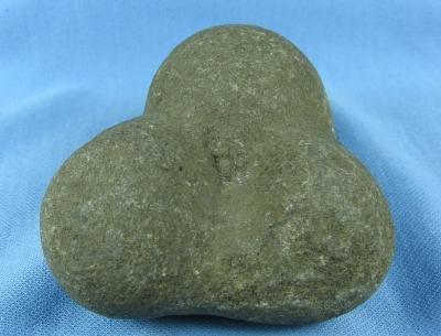 Native American Indian Mortar Bowl GRINDING STONE  - Ethnographic Artifact Tool