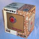 Tin Combination Lock SAFE Bank in Original Box - Toys