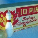 Ten Pin Bowling Game - Toys