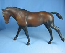 Breyer Model Horse CANTERING WELSH Vintage 1970's Toy
