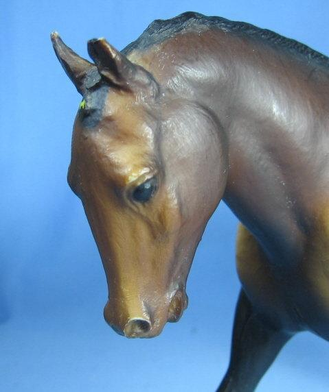 Breyer Model Horse CANTERING WELSH Vintage 1970's Toy