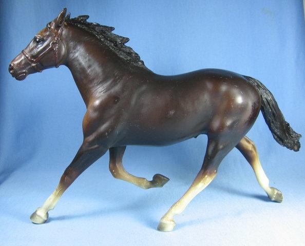 Vintage Breyer PACER 1967 Chris Hess #46 Model Horse