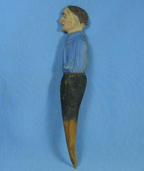 Miniature CELLULOID Doll - Antique Vintage Jointed