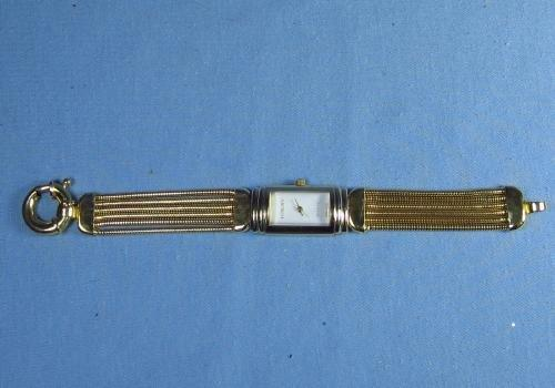 Quartz Watch MESH Bracelet - Vintage Estate Jewelry