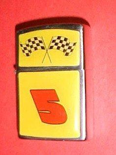 Nascar Terry Labonte #5 Cigarette Lighter  - Tobacciana