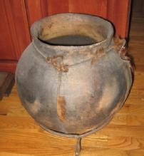 Mississippian Pottery Pot Native American