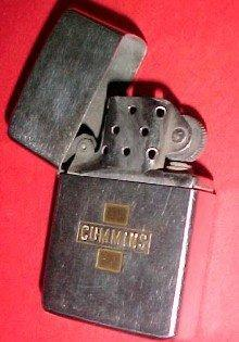 Cummins Cigarette Lighter - Tobacciana