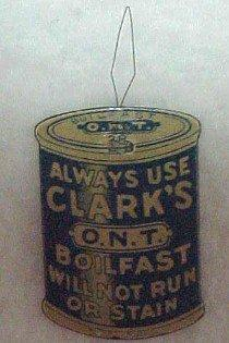 CLARK'S ONT Needle Threader - Advertising
