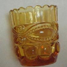 Eyewinker Amber Toothpick - Glass