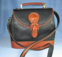 DOONEY & BOURKE Leather Handbag Purse - misc collectible