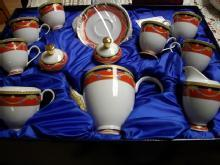 sorrell paris teapot   set