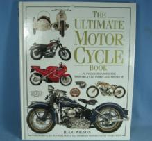 Ultimate MOTORCYCLE Book by Hugo Wilson