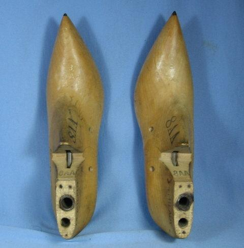 Victorian Laced BOOT Stretcher - Shoe Stay