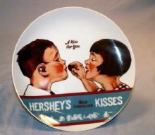 HERSHEY CHOCOLATE Porcelain Decorative Plate