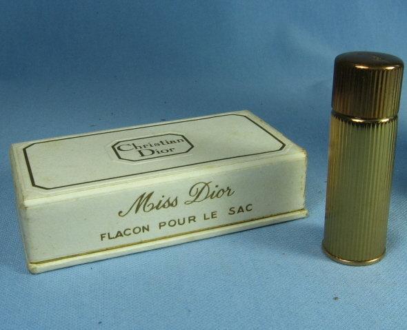 Vintage Miss Dior Flacon Pour le Sac by Christian Dior - Perfume Bottle