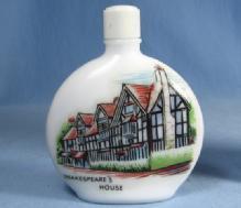 AIDEES Opal Flask Parfum DEVON VIOLETS - Perfume Bottle