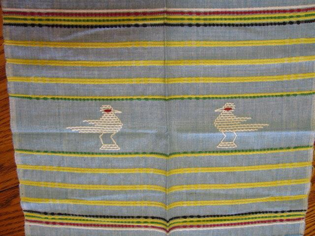 Linen Table RUNNER -  Antique Textile
