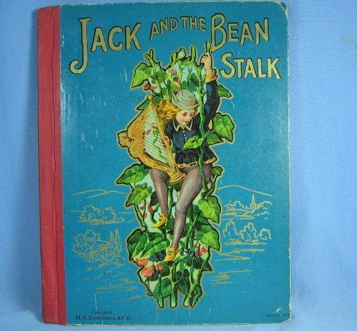 Jack and the Bean Stalk and Other Fairy Stories - Children BOOK