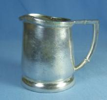 STATLER Hotel Internationl Silver Advertising Creamer