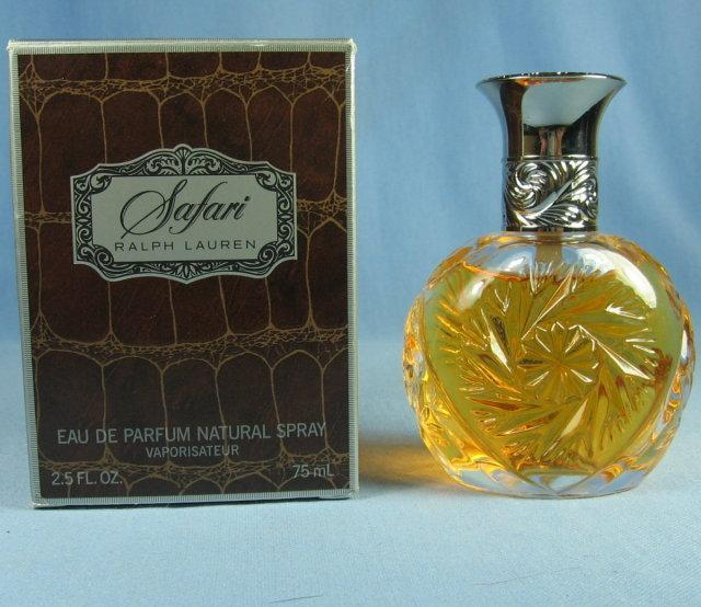 Ralph Lauren SAFARI Eau de Parfum Natural Spray