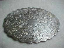 Watson Silver Trivet - Silver