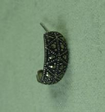 Victorian MARCASITE & Sterling     - Antique  Fine Estate Jewelry