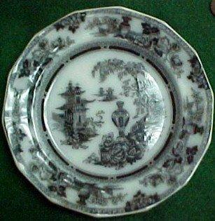 Mulberry W. Adams + Sons Ironstone - Fine China + Porcelain