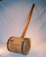 Wooden CIRCUS MALLET - Misc.