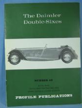 Daimler #40 Double Sixes Brochure Advertising