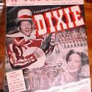DIXIE -If You Please music Broadway - Paper