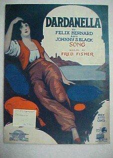 DARDANELLA Sheet Music  - Paper