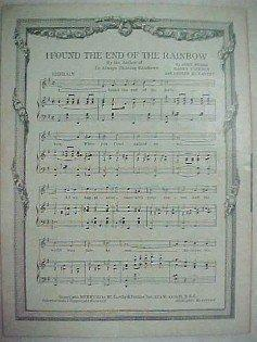 KISSES Sheet Music  - Paper