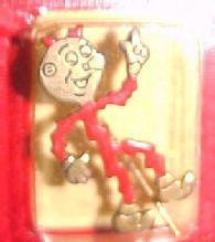 Reddy Kilowatt Pin - Advertising